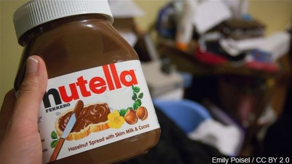 Tons Of Nutella Stolen From Truck In Germany