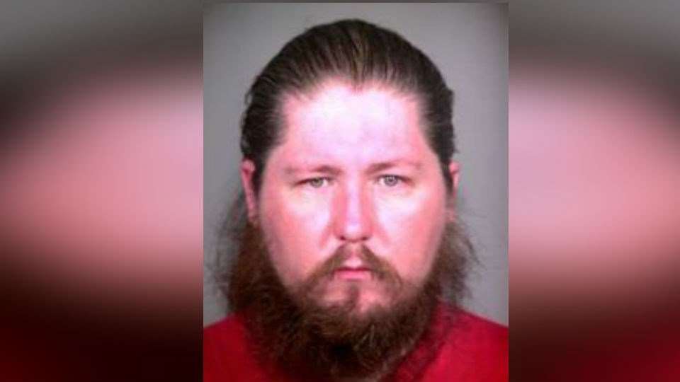 Travis Wade Moore. Photo: Kitsap County Sheriff's Office