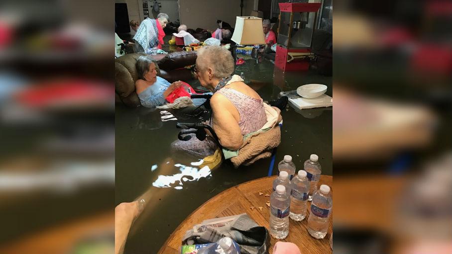 Nursing Home In Houston Tx Under Water