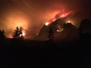 Eagle Creek Fire, Inciweb