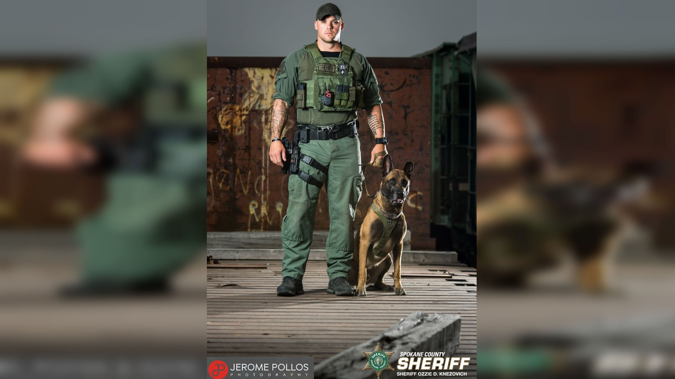 Courtesy Spokane County Sheriff's Office