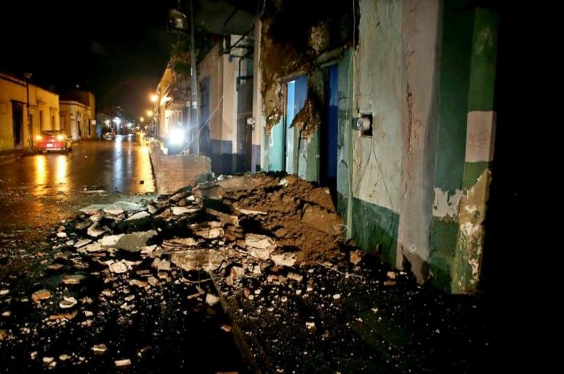 An 8.1 magnitude earthquake has hit southern Mexico and its said to be the worst quake the country has seen in almost 100 years.