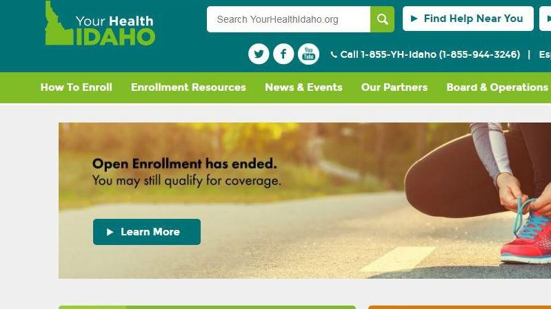 Photo: Website screenshot