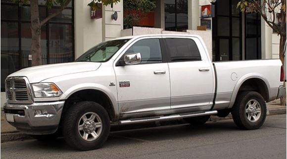 Fiat Chrysler recalls 443000 Ram pickups over fire concerns