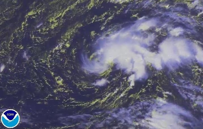 Tropical Storm Ophelia forms in the Atlantic; 15th named storm of 2017 hurricane season