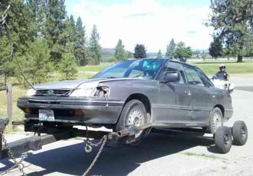 Photo courtesy Kailtyn Bolduc of the stolen car