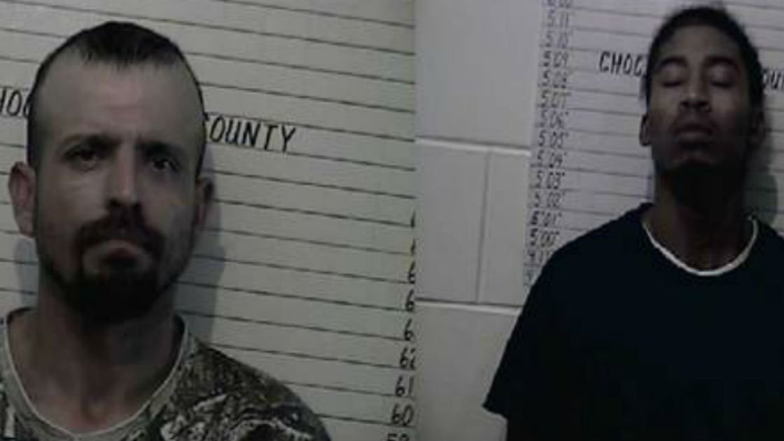 Davidson (left) and Lennox (right). Choctaw County DOC