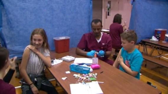 Spokane Regional Health District holds 3 free vaccine clinics on Tuesday