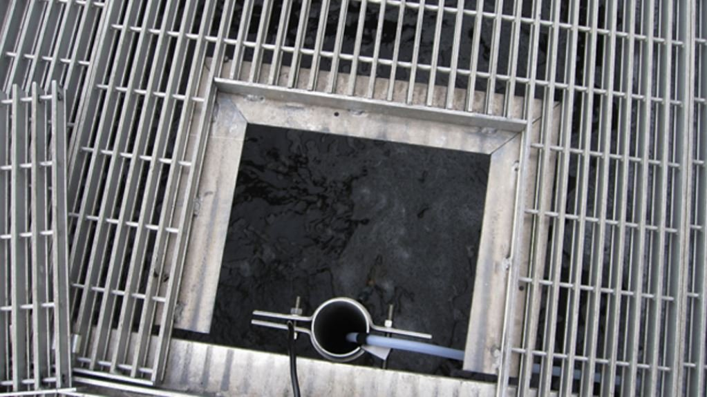 Westside Wastewater Treatment Facility - Photo from the USGS
