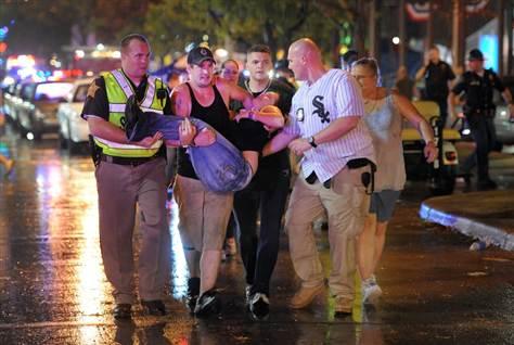 Matt Kryger  /  The Indianapolis Star via AP
