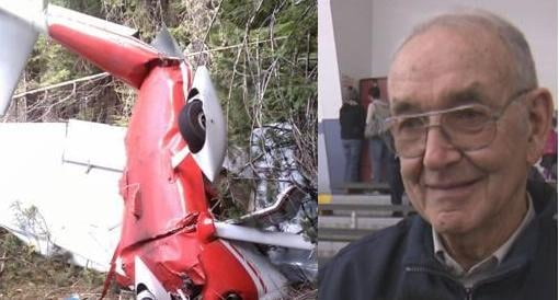 Picture Of The Wreckage and a Picture Of Dr. Hershey From Feb. 6 2011
