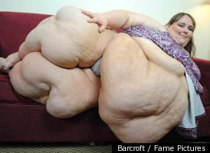 the heaviest woman ever  Heaviest Woman In The World 2014