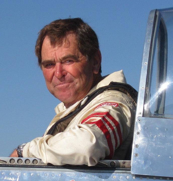 Pilot Jimmy Leeward