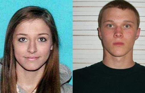 Police believe Emilia Howerton (Left) May Be With Arthur Allen (right)
