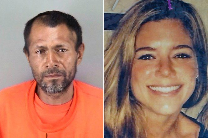 Jose Ines Garcia Zarate and Kate Steinle