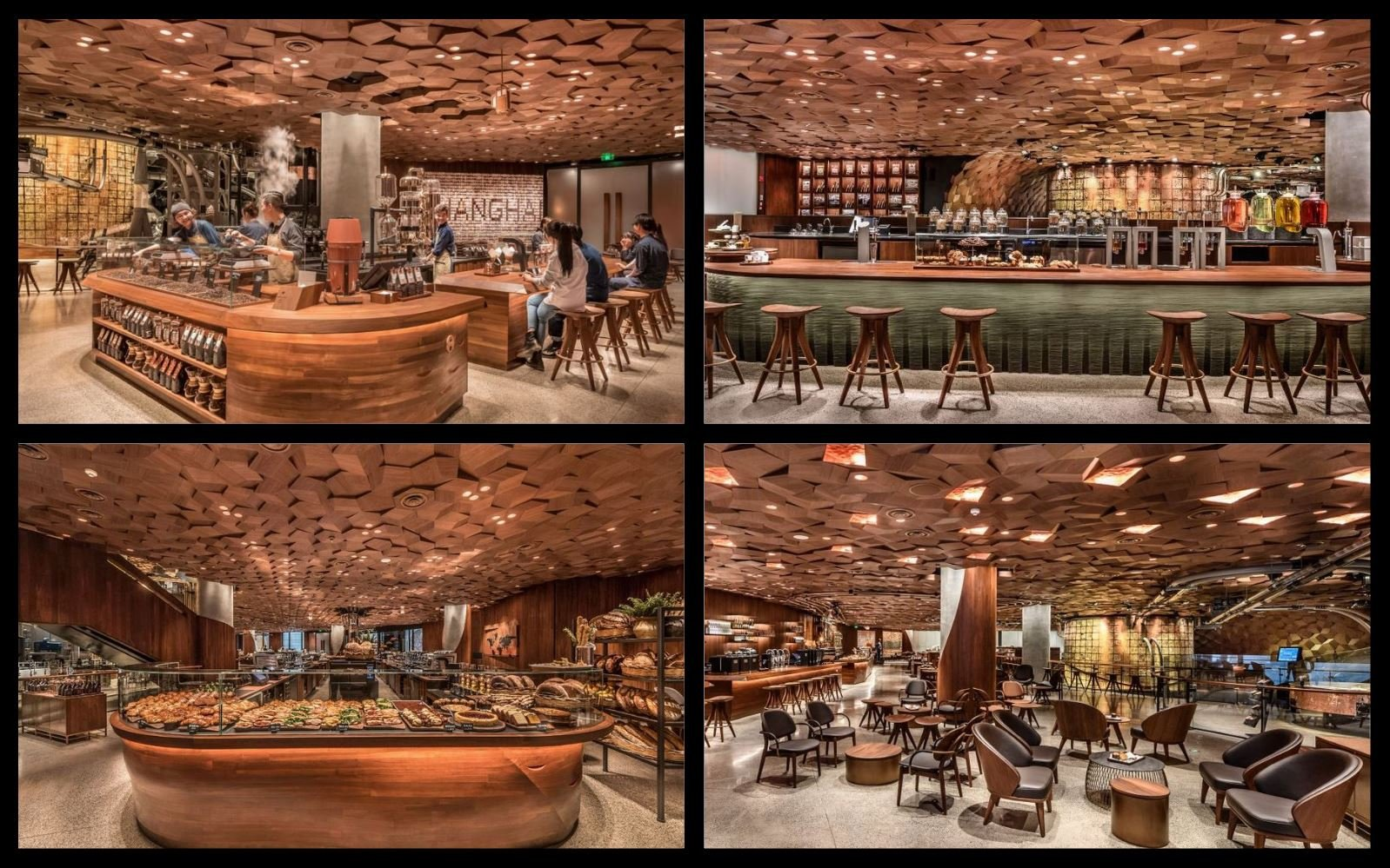 Starbucks Is Opening Its Largest Starbucks Ever – And You Have to See Inside