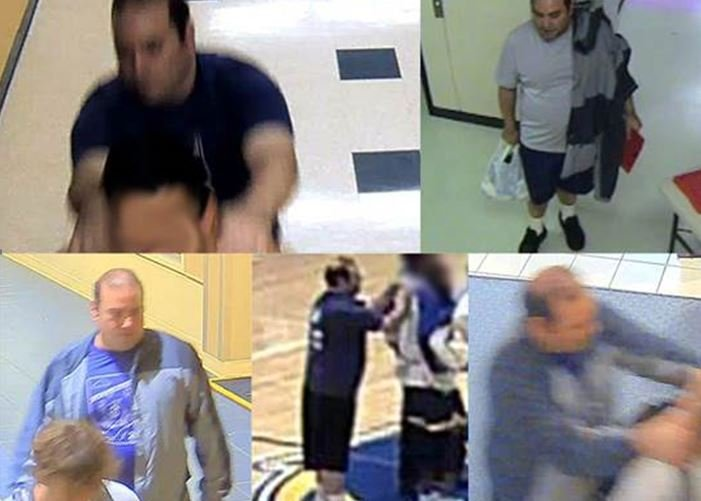 Suspicious Person Attending High School Athletic Events