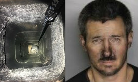 'Criminal Santa' calls 911 for help after getting trapped in California chimney