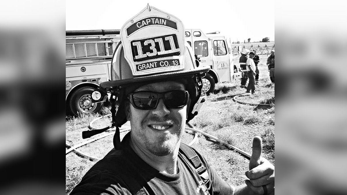 Dan Dishon Courtesy Grant County Fire District 13