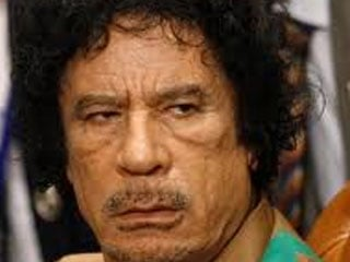 Moammar Gadhafi was reportedly killed by rebel fighters in Libya on Thursday