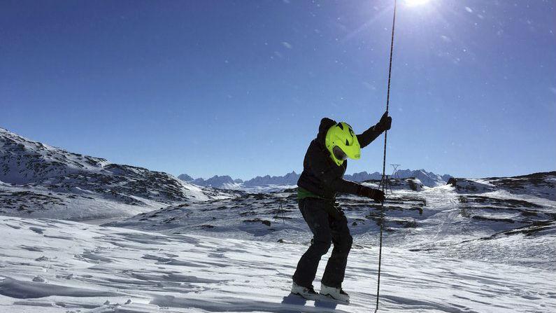 Photo: Gabriel Wolken/Alaska Division of Geological and Geophysical Surveys