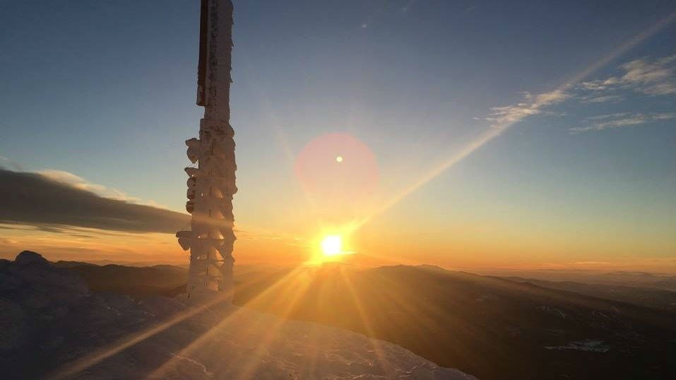 Photo: Mount Washington Observatory/Facebook