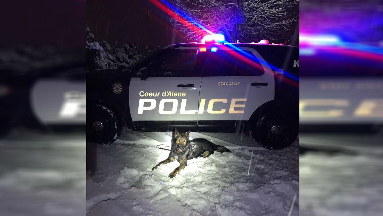 Coeur d'Alene Police Dept.