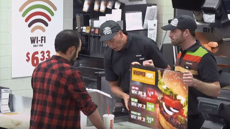 Burger King Joins the Fight for Net Neutrality With New Ad