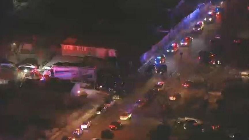 Deputy killed outside Denver, police searching for suspect