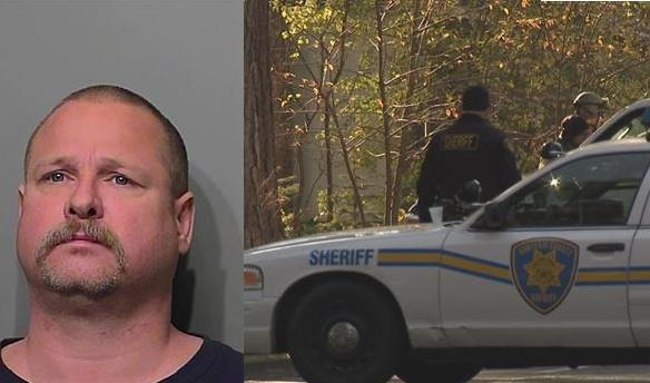 Standoff Suspect, 44-year-old Matthew Couture