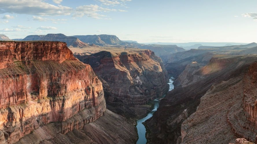 Stock image of Grand Canyon