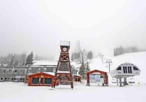 Photo from Schweitzer Mountain Resort
