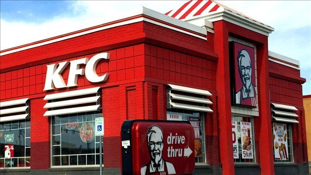 The Kfc chain is one of the best examples of American cuisine in Yakima. This selected restaurant is located at S. First Street, Yakima, WA.
