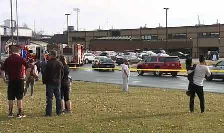 Student shoots self at Ohio middle school