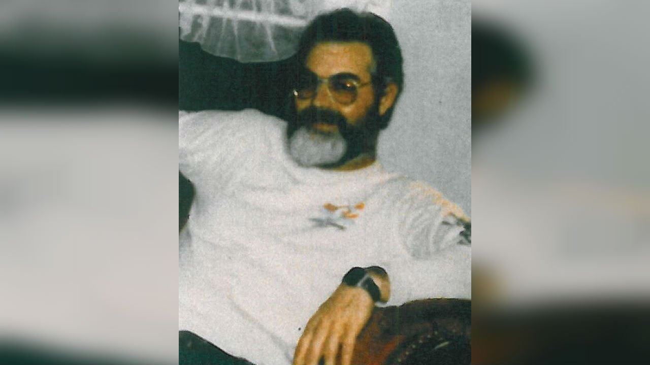 Photo of victim Robert McDonald from 1986, courtesy Pasco Police
