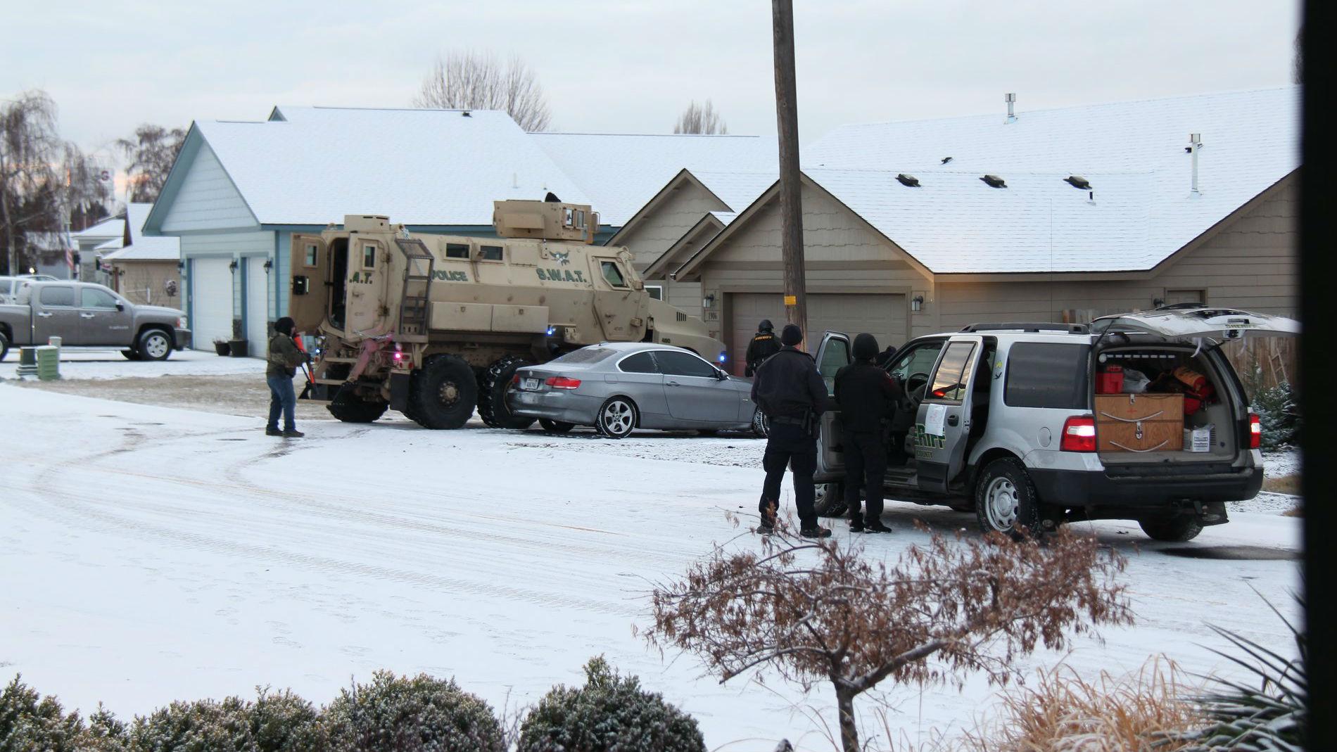Moses Lake Police Dept.