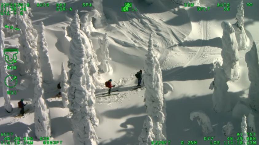 Courtesy Two Bear Air Rescue