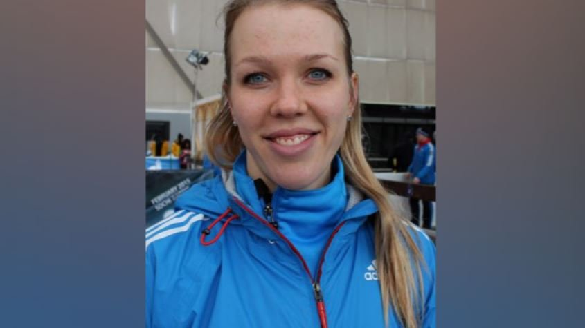 Russian bobsledder, Nadezhda Sergeeva, has failed a doping test at the Olympics.