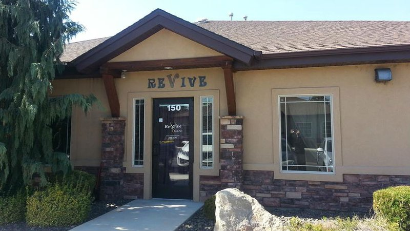 Revive Body Spa Meridian