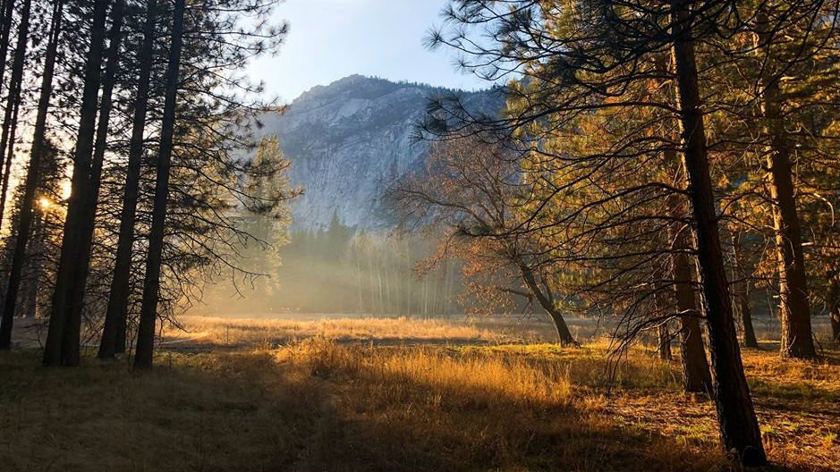 Yosemite National Park Facebook page