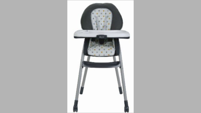 Graco Recalls Table2Table 6-in-1 highchairs; Sold Exclusively at Walmart