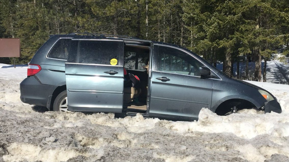 Kidnapping suspect arrested after pursuit with Idaho State Police and Shoshone Co. deputies