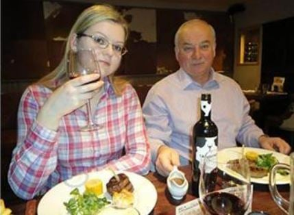 Former Russian spy, Sergei Skripal and his daughter Yulia are believed to have been poisoned with Novichok, a military-grade nerve agent of a type developed in the Soviet Union near the end of the Cold War.