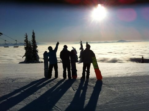 Photo From KHQ Viewer Tyler Young On Top Of Schweitzer