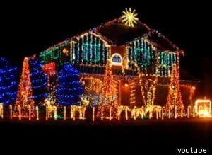 watch family syncs 35000 christmas lights with dubstep music