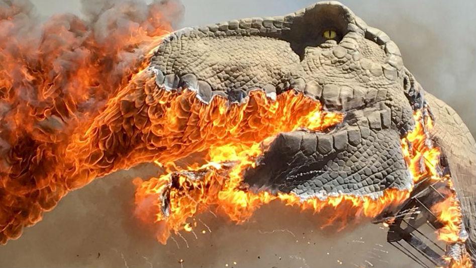 Photo courtesy Royal Gorge Dinosaur Experience
