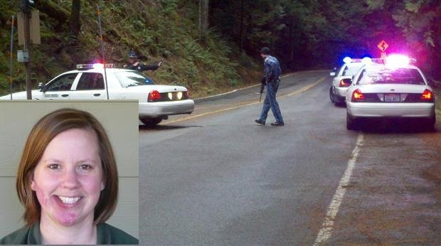 Margaret Anderson (pictured) was shot and killed Sunday/Courtesy NPS