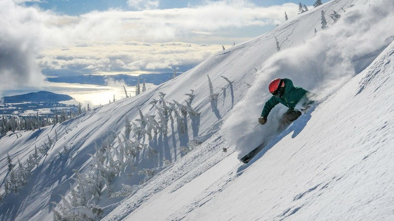 Schweitzer breaks all time resort record with more than 34 for Betterall motors yakima wa