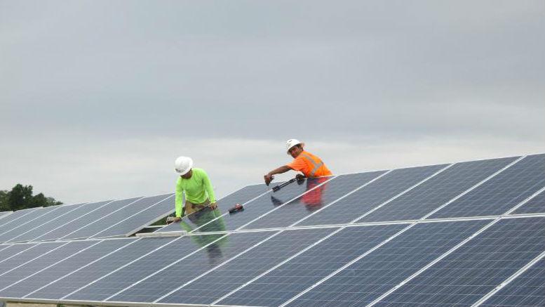 Washington S Largest Solar Farm Coming To Lind Spokane