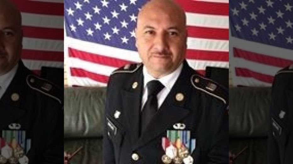 Deported U.S. Army veteran Hector Barajas, pardoned by California's governor, was expected to become a U.S. citizen, April 13, 2018.  (Facebook)